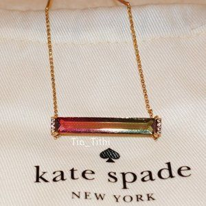 Kate Spade Bar Necklace 🎉Host Pick🎉
